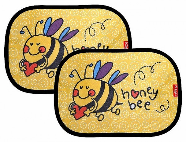 Clona na boční okno elektrostatik 2ks HONEY BEE